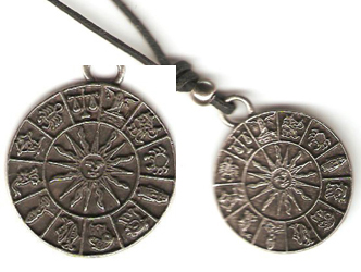 Astrology Pendant
