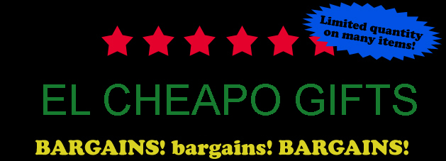 Bargains, Disounts Cheapo!