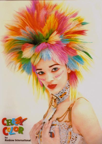 Crazy Color Hair Dye Crazy Color Hair Dye Semi Permanent Hair Dye