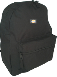 Dickies black backpack