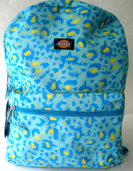 Dickies BackpackBlue Leopard