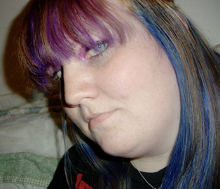 special effects hair dye blue mayhem pictures and reviews