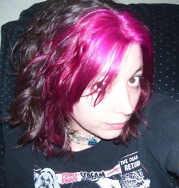 dark pink hair quotes