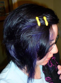 Special Effects Hair Dye Blue Velvet Pictures And Reviews