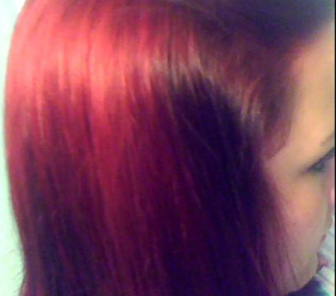 Special Effects Hair Dye Blood Red Reviews Pictures