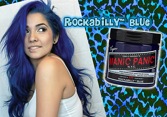 Green Envy Manic Panic Faded Here are a few tips to